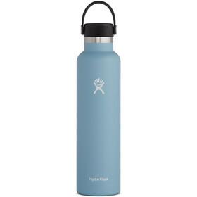 Hydro Flask Standard Mouth Drinkfles met standaard Flex Cap 709ml, blauw